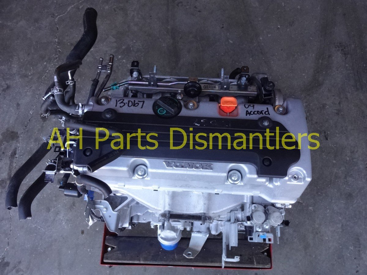 2009 Honda Accord Motor ENGINE MILES 76k WARRANTY 6mo 10002 R40 A05 10002R40A05 Replacement
