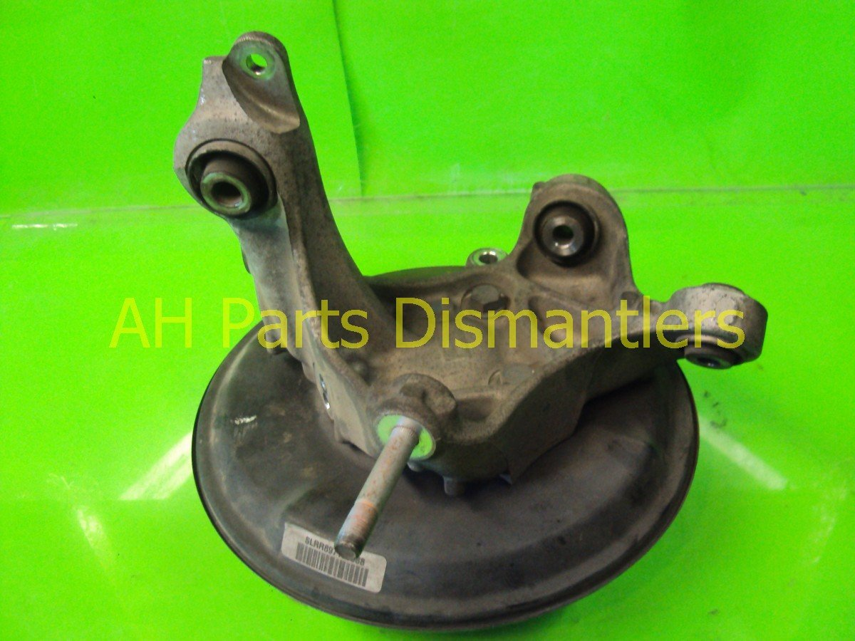 2009 Honda Accord Axle stub Rear passenger SPINDLE KNUCKLE Replacement