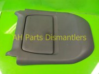 2007 Acura TL Cover L.h Seat Back Panel   Light Gray Replacement