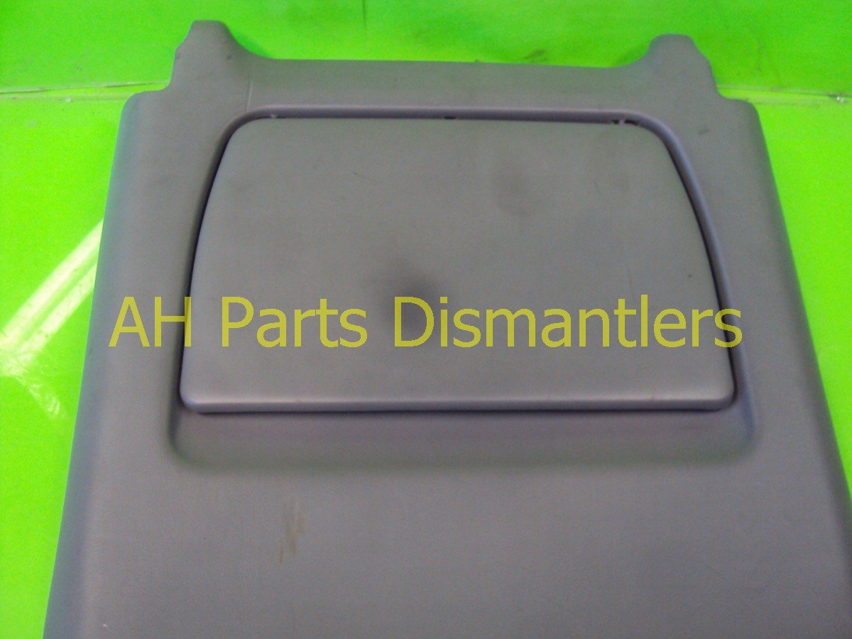 2004 Acura TL Cover Front Passenger Seat Back Panel, Grey Replacement