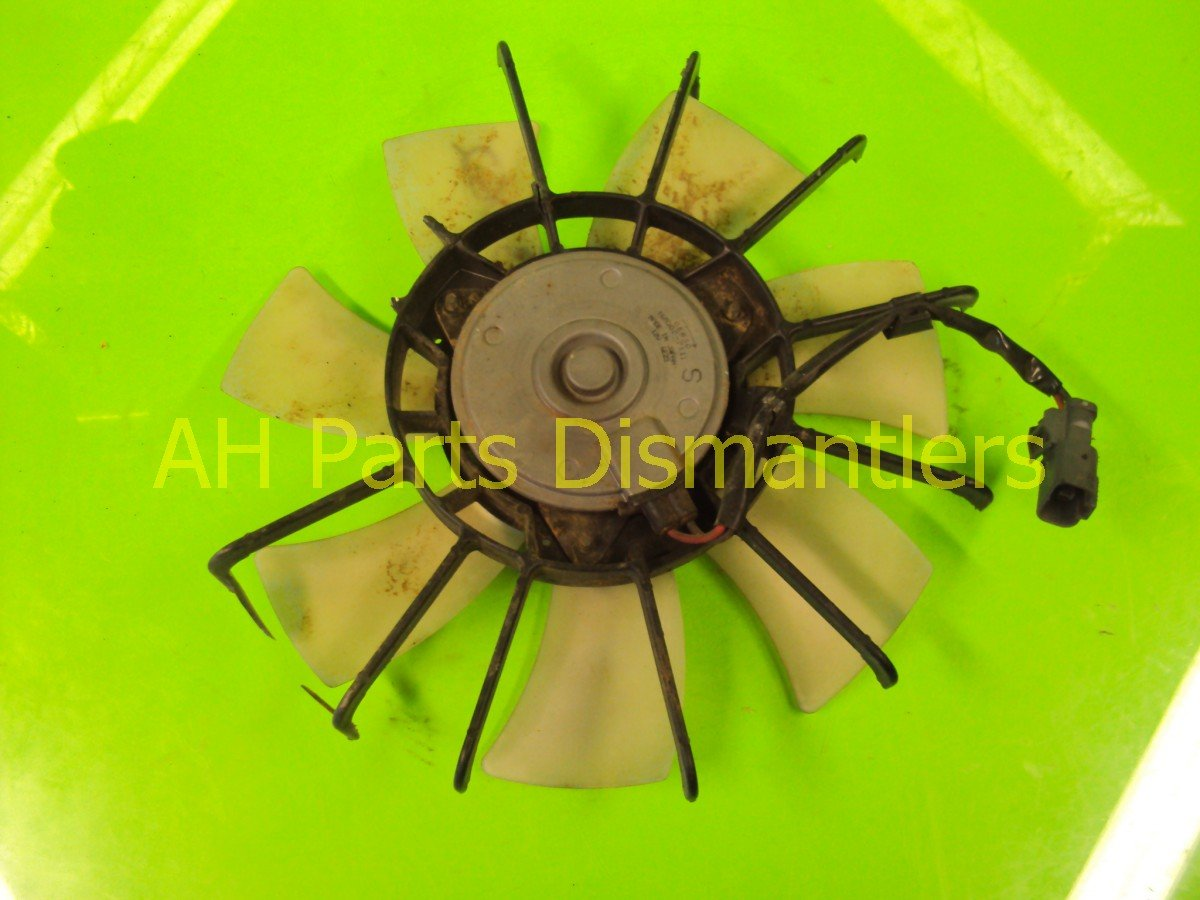 2004 Acura TSX Cooling RADIATOR FAN NEEDS NEW SHROUD Replacement