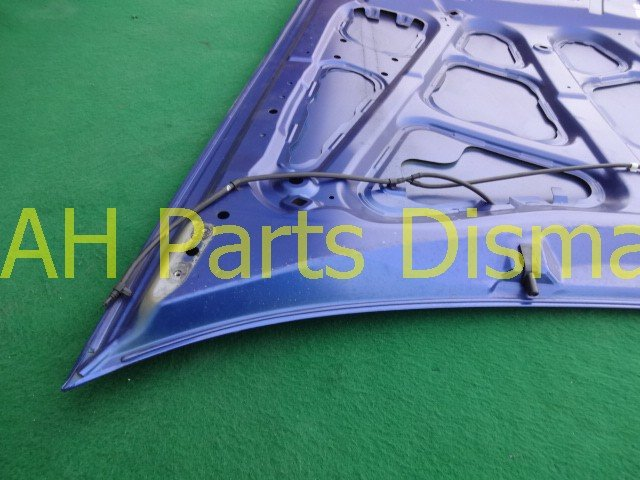 2010 Honda Accord HOOD nice oem BLUE 60100 TE0 A91ZZ 60100TE0A91ZZ Replacement