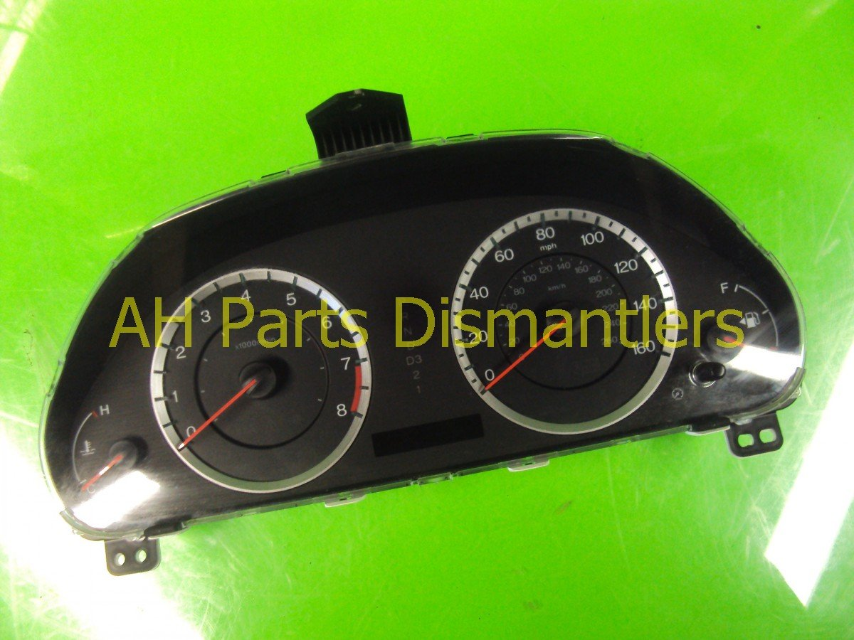 2010 Honda Accord Instrument Gauge SPEEDOMETER CLUSTER MILEAGE 78100 TE0 A12 78100TE0A12 Replacement