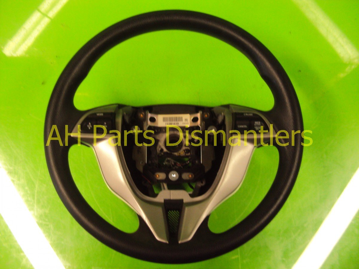 2010 Honda Accord STEERING WHEEL black 78501 TE0 A41ZA 78501TE0A41ZA Replacement