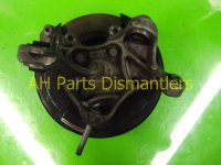 2010 Honda Accord Axle stub Rear passenger SPINDLE KNUCKLE Replacement