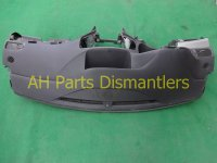 2010 Acura TSX BLACK DASHBOARD NO AIRBAG 77103 TL0 G02ZB 77103TL0G02ZB Replacement