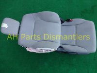 2013 Honda Civic Front passenger SEAT gray cloth blown bag Replacement