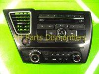 2013 Honda Civic AM FM CD RADIO Replacement