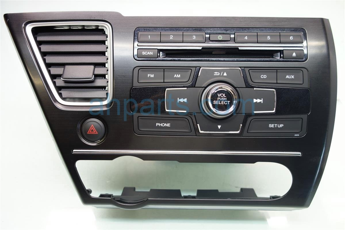 2013 Honda Civic AM FM CD RADIO Replacement