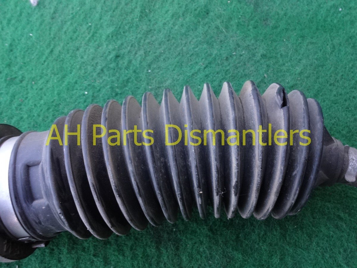 2003 Acura TL Steering And / Gear Box Rack N Pinion Replacement