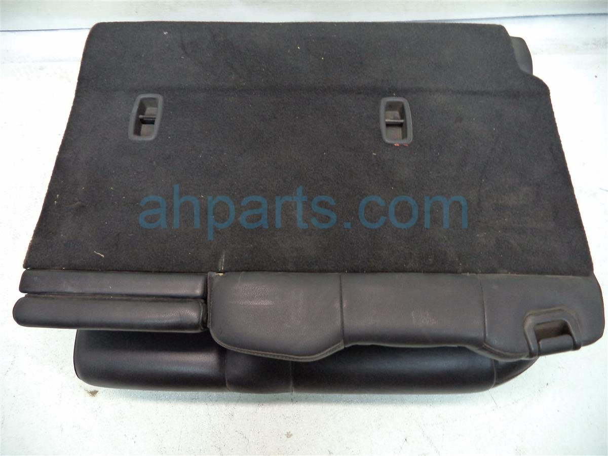 2009 Acura MDX Rear back 2nd row 2ND ROW Driver SEAT black big side Replacement
