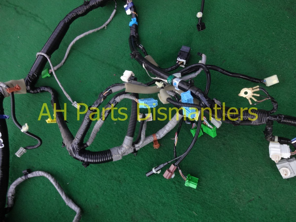 2005 Acura TSX INSTRUMENT HARNESS 32117 SEC A50 32117SECA50 Replacement