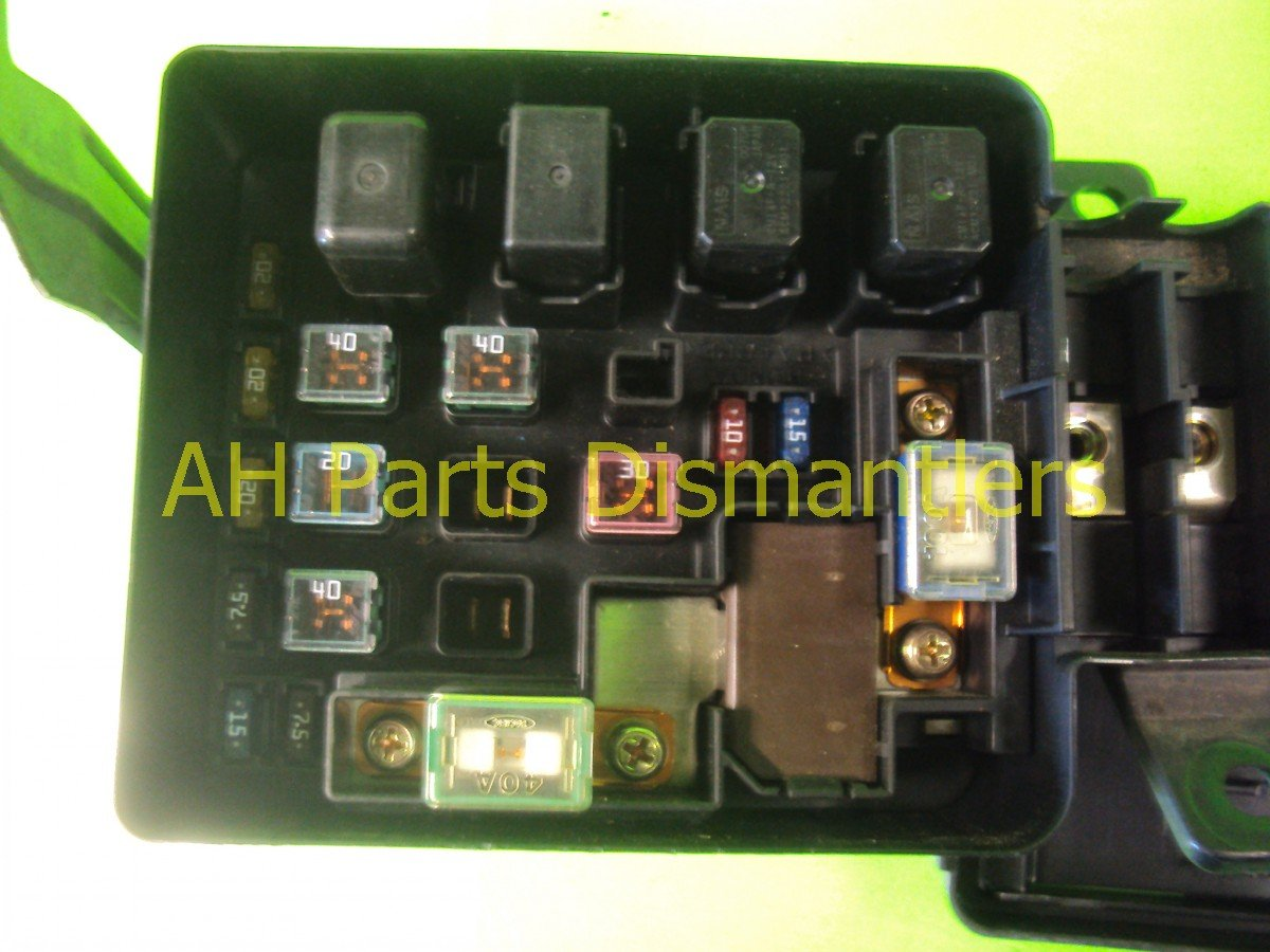 Fuse Box Diagram Honda Pilot 2016 Another Blog About Wiring Interior 2013 Free Engine Image For User