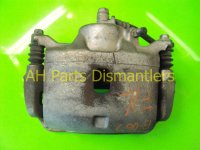 2009 Honda Accord Front driver BRAKE CALIPER Replacement