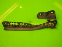 2009 Honda Accord Driver & Passenger Hood Hinge   Black 60120 TA0 A00ZZ Replacement