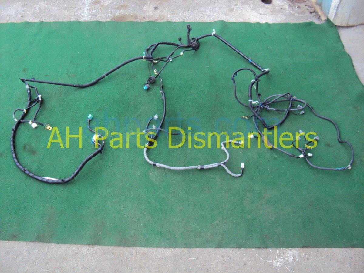 2009 Honda Accord Left Side Wire Harness 32160-TA0-A21 Replacement on