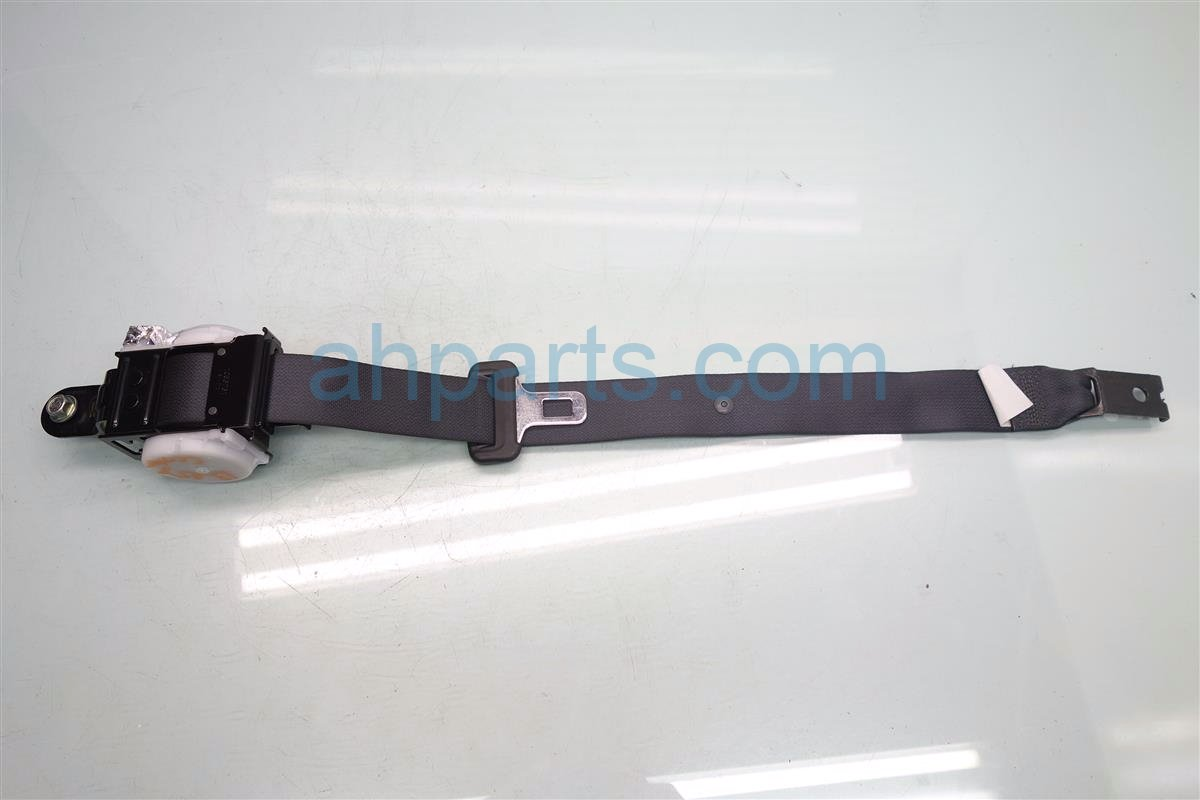 2009 Acura TSX Rear Middle Seat Belt, Black 04826 TL2 A00ZA Replacement
