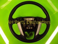 2011 Honda Odyssey STEERING WHEEL blk perforated design 78501 SZA A81ZA 78501SZAA81ZA Replacement
