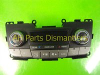 2011 Honda Odyssey Temperature Climate HEATER AC CONTROL ON DASH 79600 TK8 A41ZA 79600TK8A41ZA Replacement