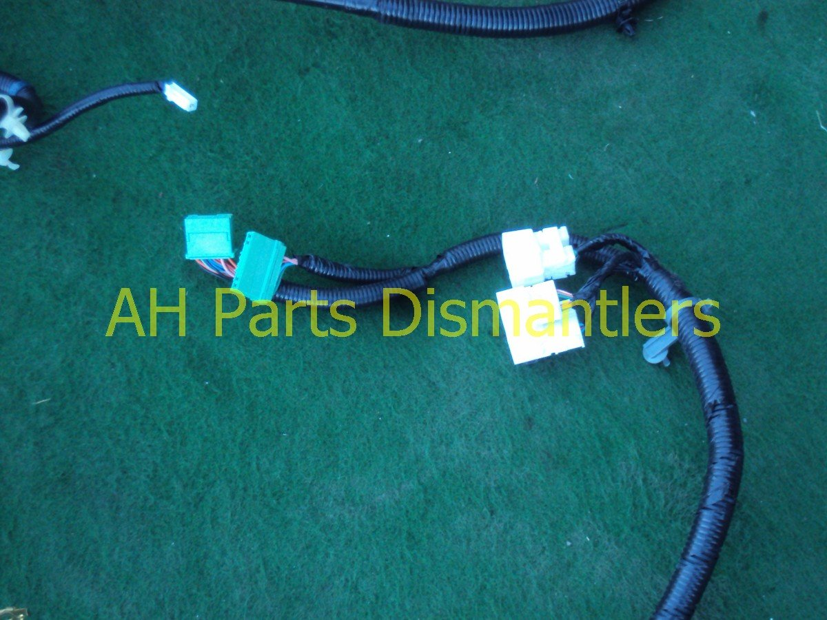 2009 Acura TSX LEFT SIDE WIRE HARNESS 32160 TL0 A00 32160TL0A00 Replacement