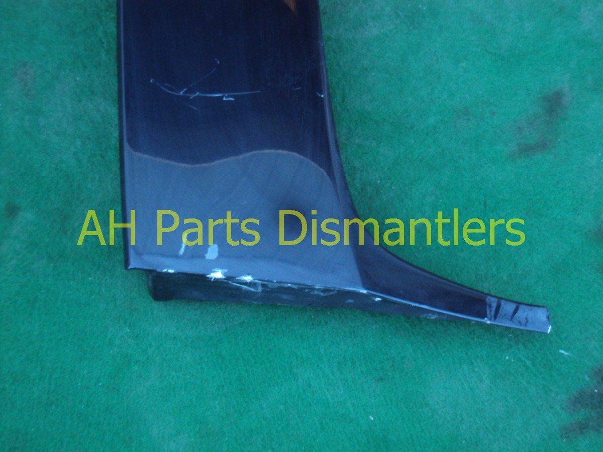 1991 Acura NSX Trunk wing REAR SPOILER BLACK NO LIGHT 71700 SL0 900ZZ 71700SL0900ZZ Replacement