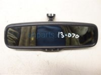 2009 Acura MDX INTERIOR REAR VIEW MIRROR INSIDE 76400 sec a12 76400seca12 Replacement