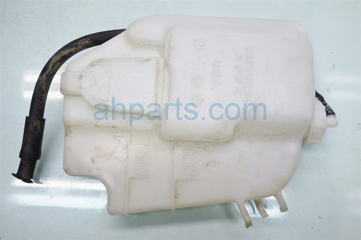 2009 Honda Civic Radiator Overflow Bottle Tank Replacement