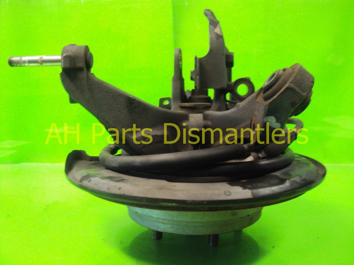 2006 Acura TL Axle stub Rear driver SPINDLE KNUCKLE 52215 SEP A10 52215SEPA10 Replacement