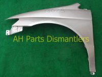 2001 Honda Odyssey Front Driver Fender Has Ding And Small Dent 60261 S0X A90ZZ Replacement