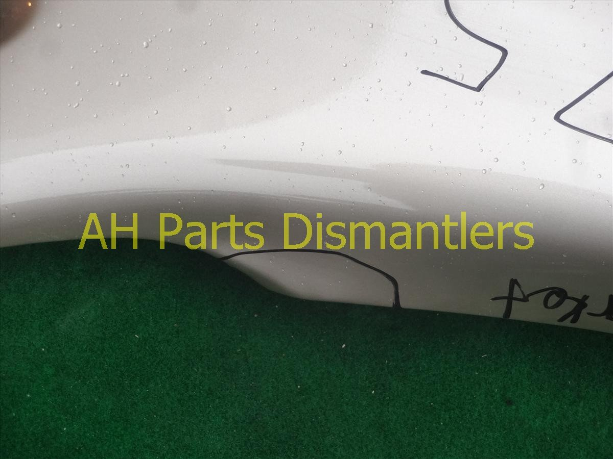 2001 Honda Odyssey Front Driver FENDER GOLD Replacement