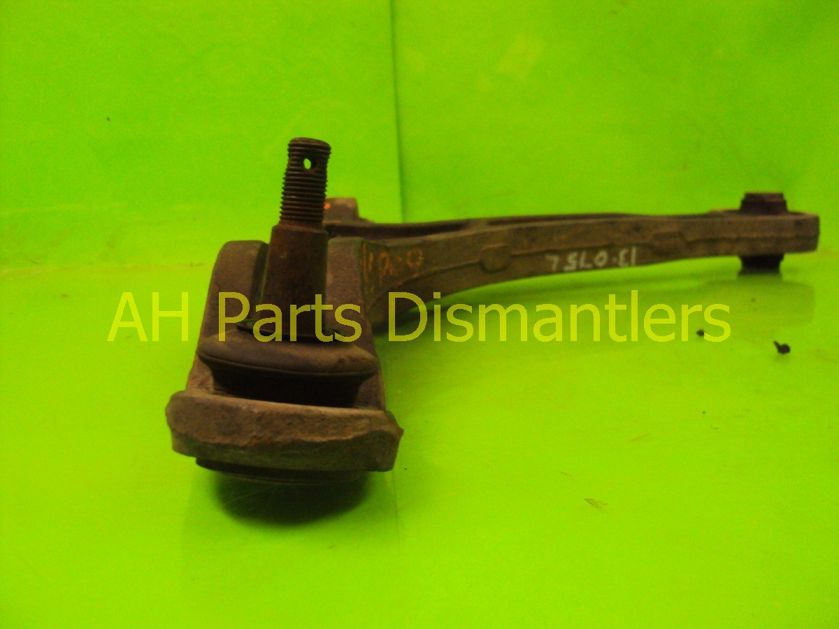 2001 Honda Odyssey Front driver LOWER CONTROL ARM Replacement