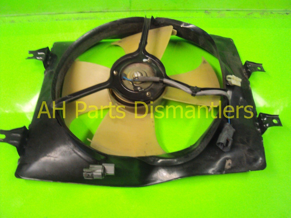 2001 Honda Odyssey AC COOLING FAN Replacement