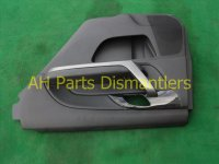 2007 Acura MDX Rear passenger DOOR PANEL TRIM LINER nice 83731 STX A02ZA 83731STXA02ZA Replacement
