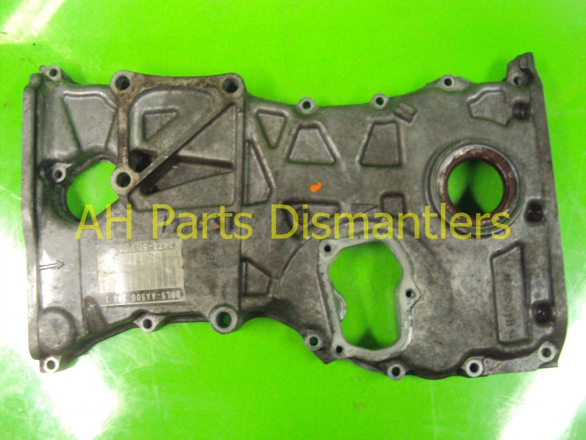 2000 Honda Civic Belt TIMING CHAIN COVER Replacement