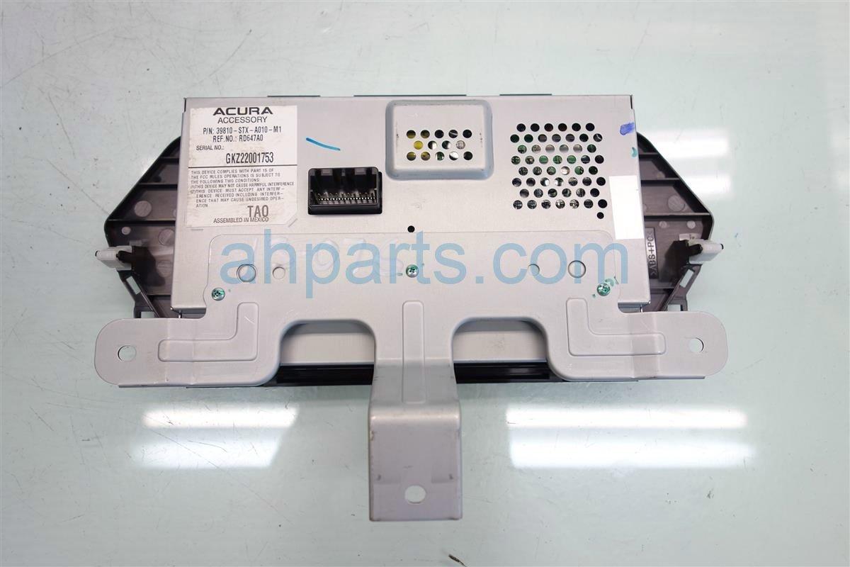 2007 Acura MDX NAVIGATION SCREEN 39810 STX A01 39810STXA01 Replacement