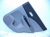 2012 Honda CR V Rear passenger DOOR PANEL TRIM LINER 83702 T0A A41ZC 83702T0AA41ZC Replacement