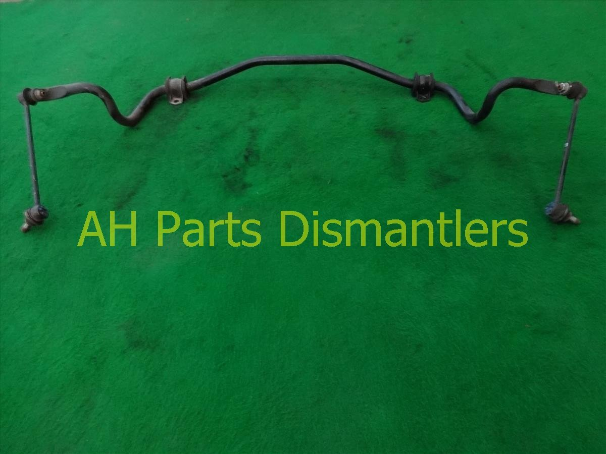 2009 Acura MDX Sway Front Stabilizer Bar Replacement