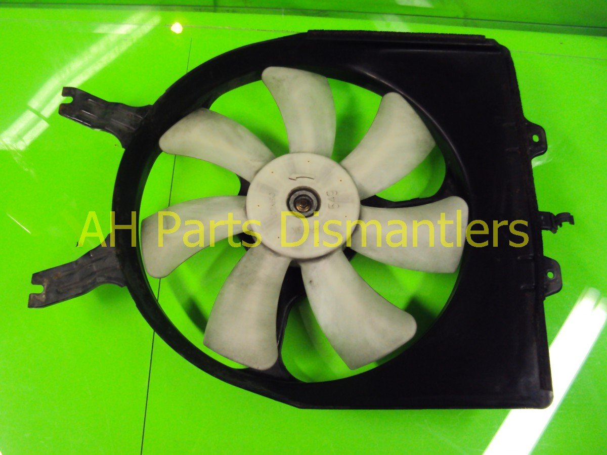 2005 Honda Odyssey Cooling AC CONDENSER FAN ASSEMBLY Replacement