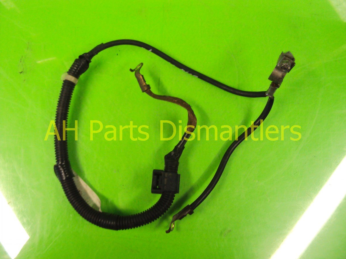 2006 Acura RSX NEGATIVE BATTERY CABLE Replacement