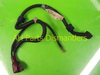 1998 Honda Civic BATTERY CABLE Replacement