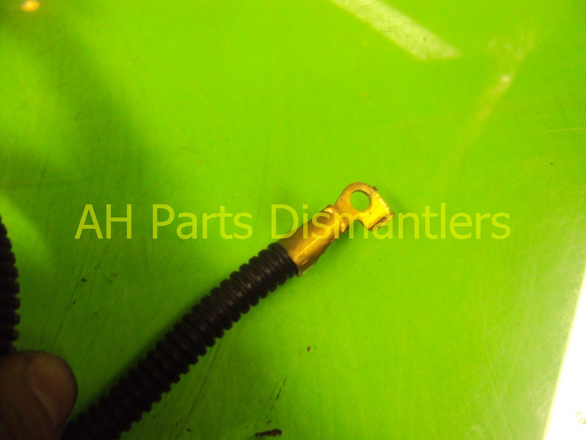 1998 Honda Civic + Battery Cable Replacement