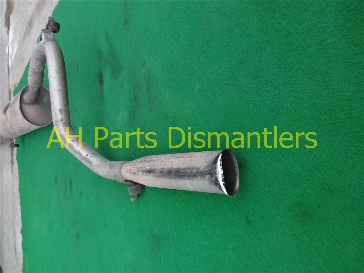 2001 Honda Odyssey Exhaust Pipe W Muffler 18030 S0X A01 Replacement