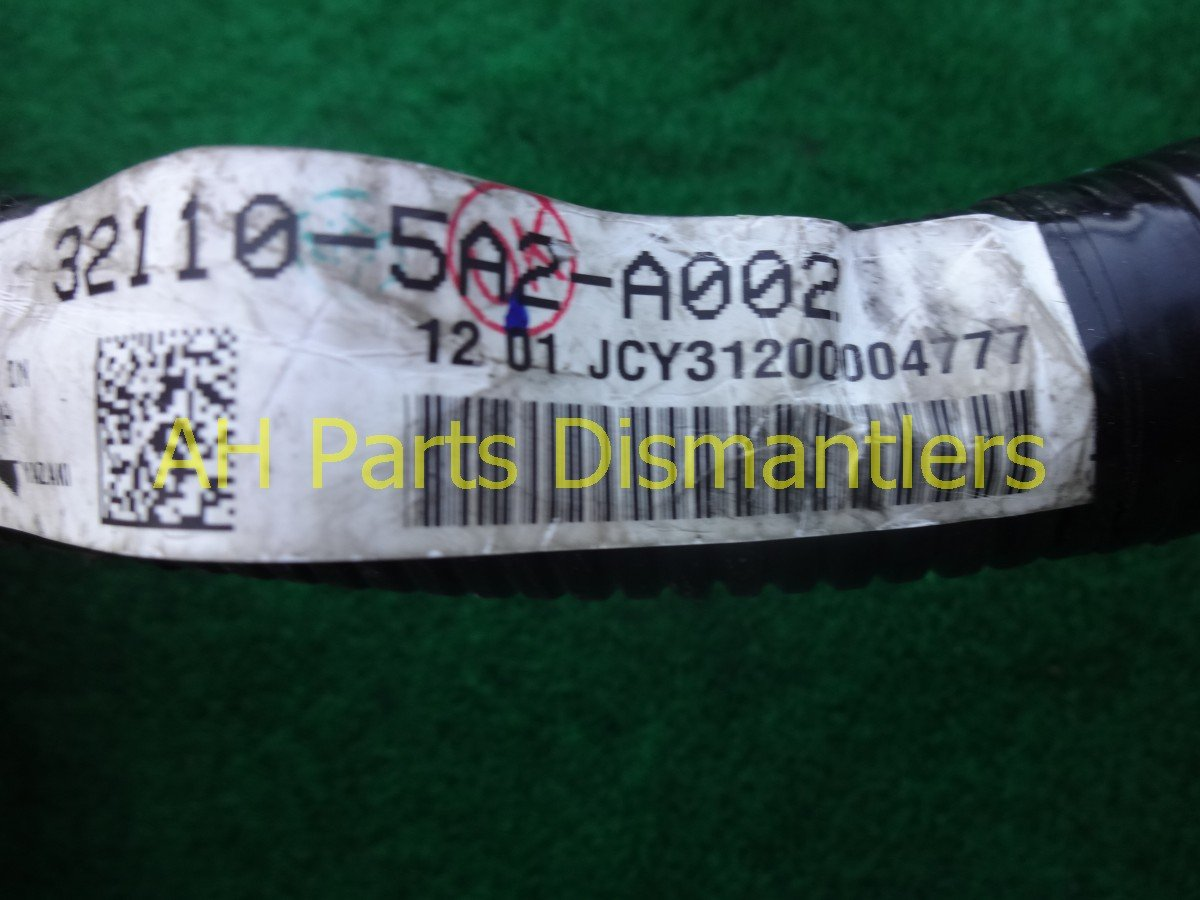 2013 Honda Accord ENGINE WIRE HARNESS MT sport 32110 5A2 A00 2 321105A2A00 2 Replacement