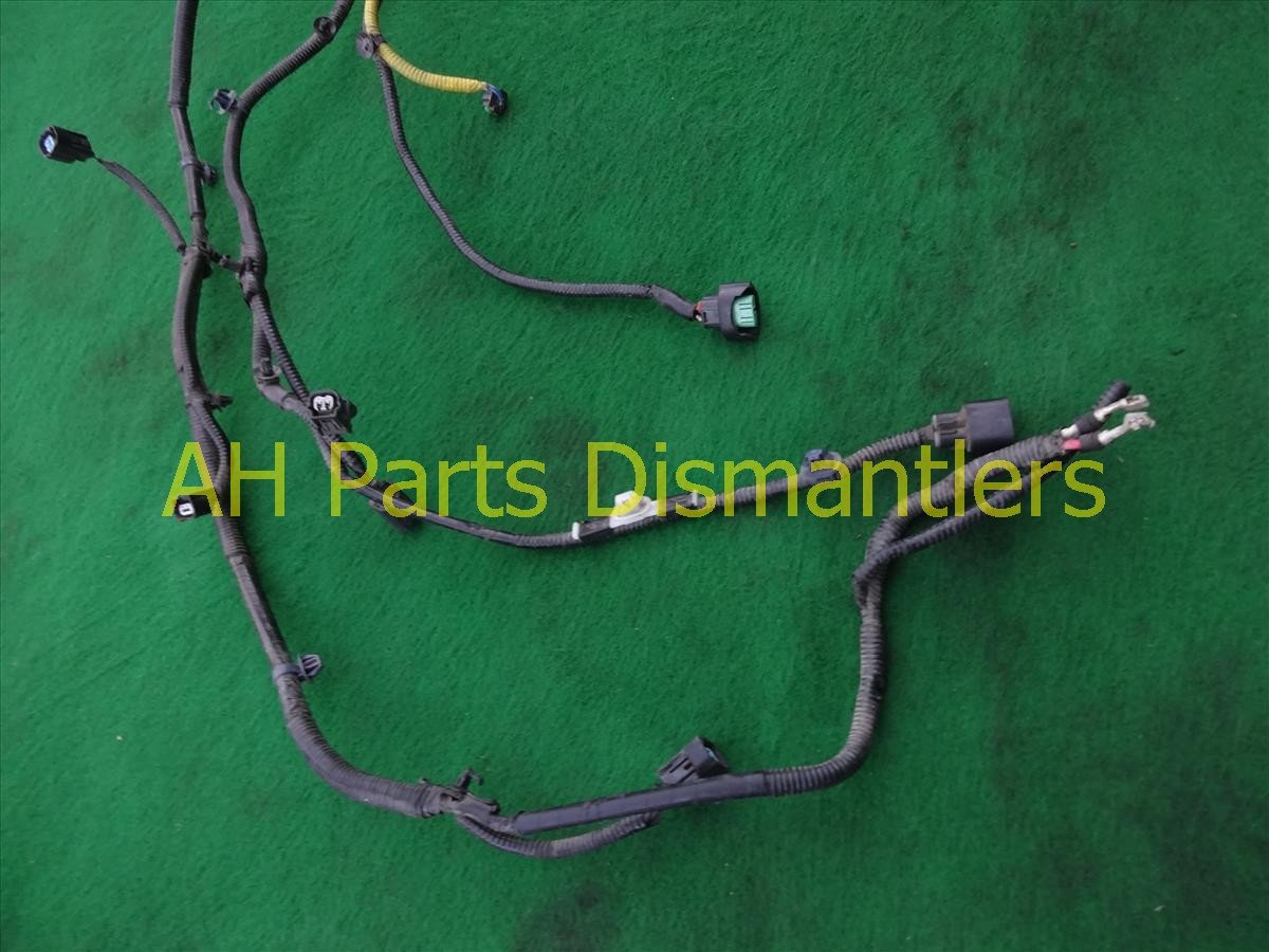 2009 Acura TSX Driver HEADLIGHT HARNESS 32120 TL2 A00 32120TL2A00 Replacement