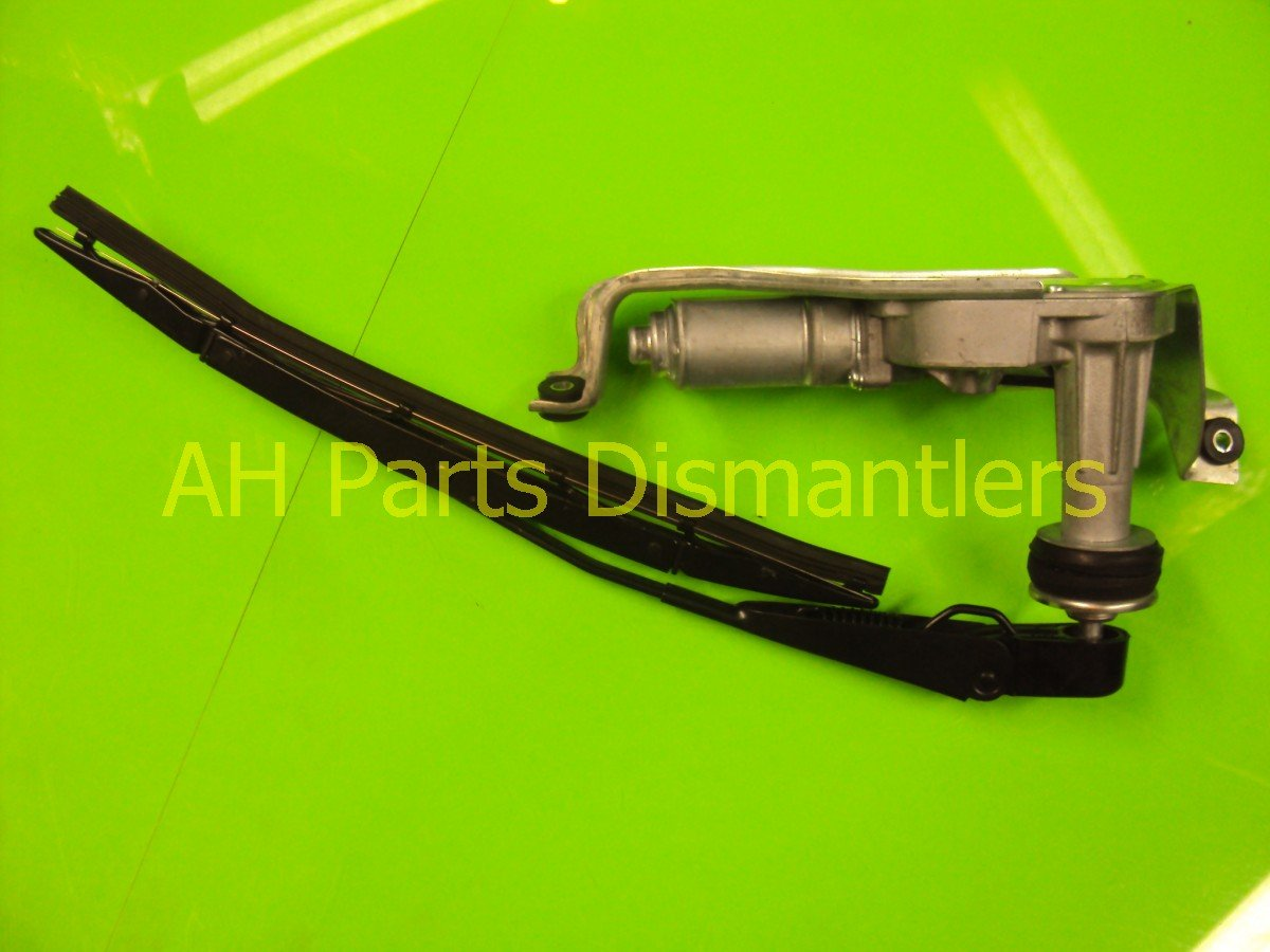Buy 50 2012 cr v windshield rear wiper motor w arm 76710 Windshield wiper motor repair cost