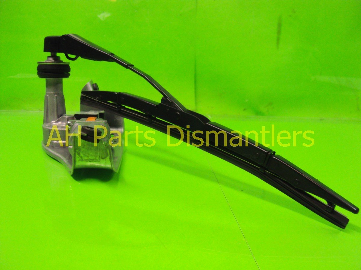 2012 CR V Windshield REAR WIPER MOTOR W ARM 76710 T0A 003 76710T0A003 Replacement