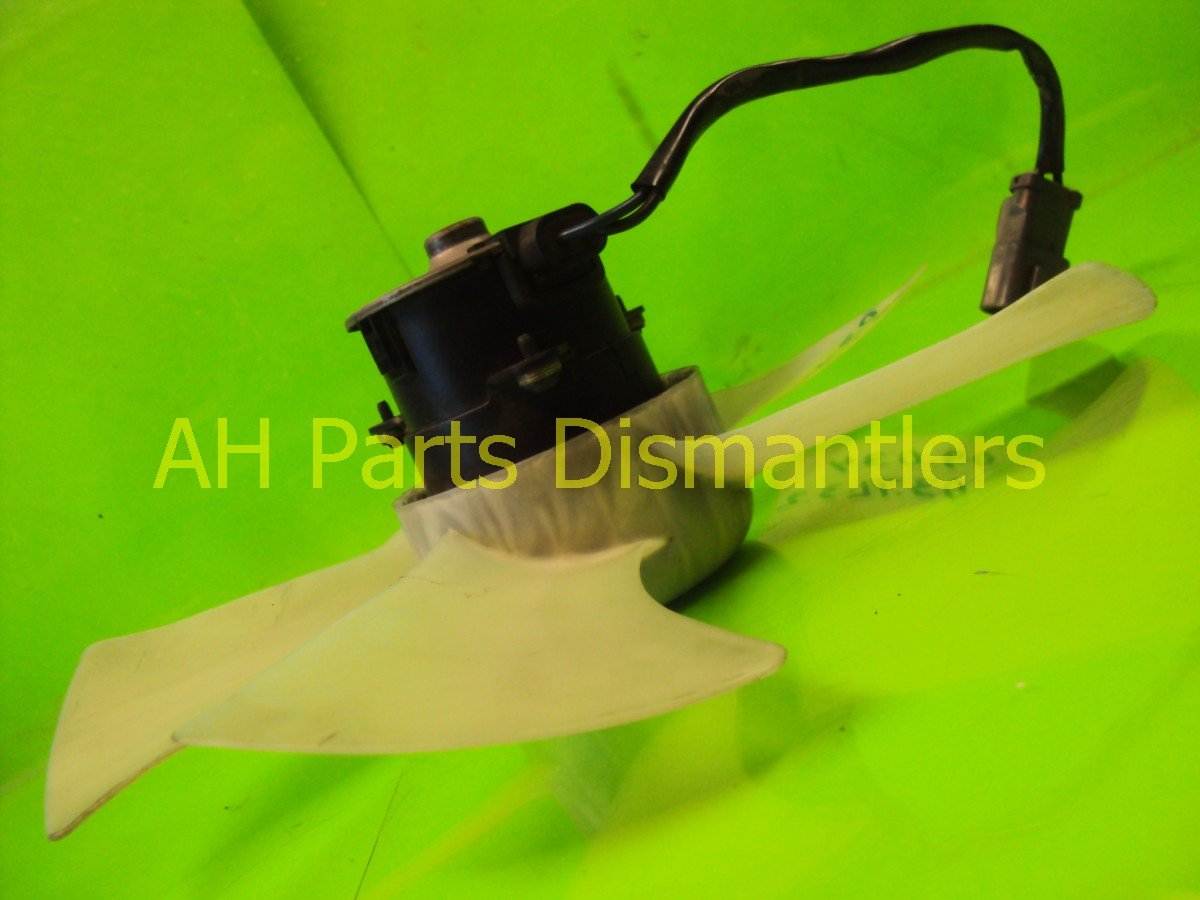 2003 Acura TL Cooling RADIATOR FAN W MOTOR NO SHROUD Replacement