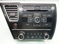 2013 Honda Civic AM FM CD RADIO 2XC3 Replacement