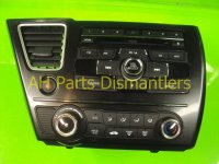 2013 Honda Civic AM FM CD RADIO 2XC3 Replacement