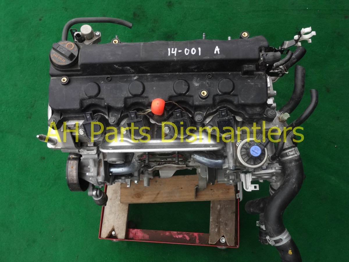 2013 Honda Civic MOTOR ENGINE Replacement